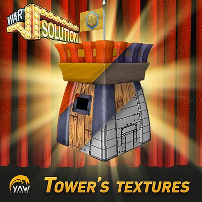 Felipe blanco capa texturas torres