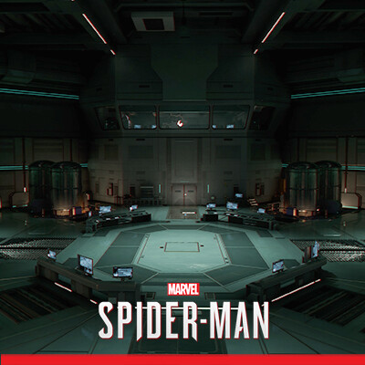 SPIDER-MAN PS4 - Oscorp Labs