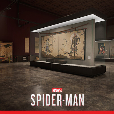 Spider-Man PS4 - Auction House