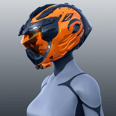 Helmets, Crates, & Hoverboard | Alter Titan