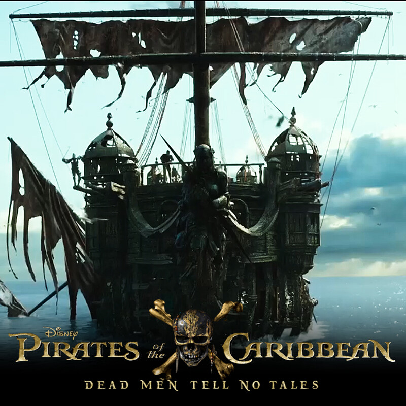 Pirates of the Caribbean : Dead Men Tell No Tails