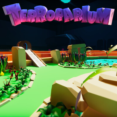Terrorarium: Cinematic Terrorariums