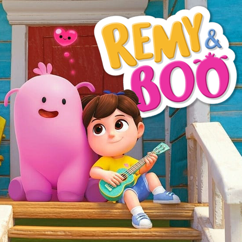 Remy & Boo