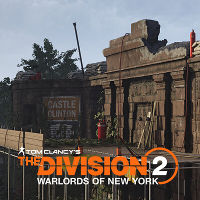 The Division 2: Castle Clinton