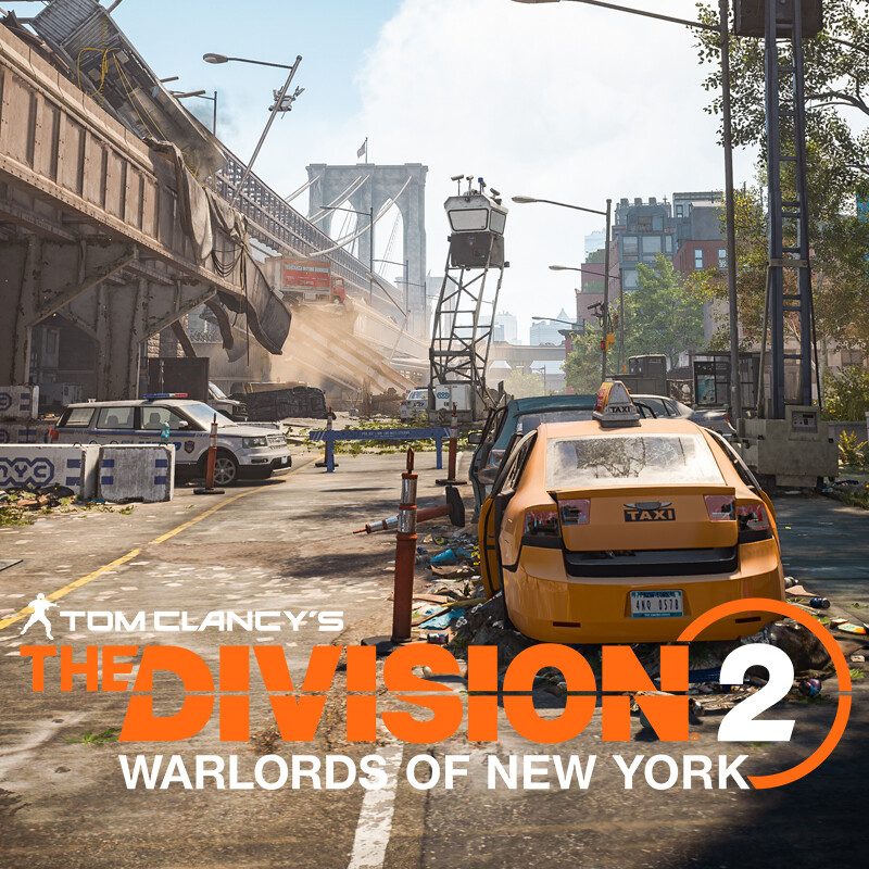 Division 2 Warlords of New York DLC - Two Bridges Part 1