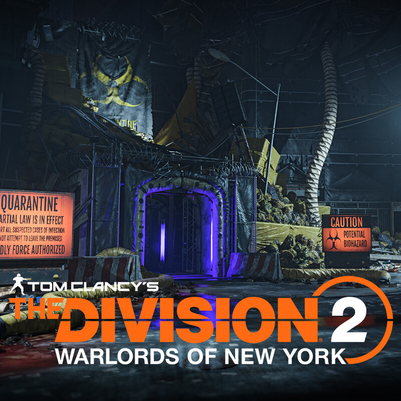 Division 2 Warlords of New York DLC - Two Bridges Part 3