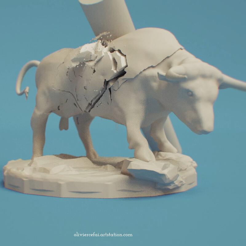 Destructing my sculpt!
