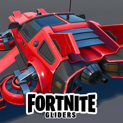Mark van haitsma fortnite icon gliders 2