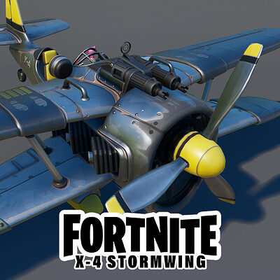 Mark van haitsma fortnite icon x 4 stormwing
