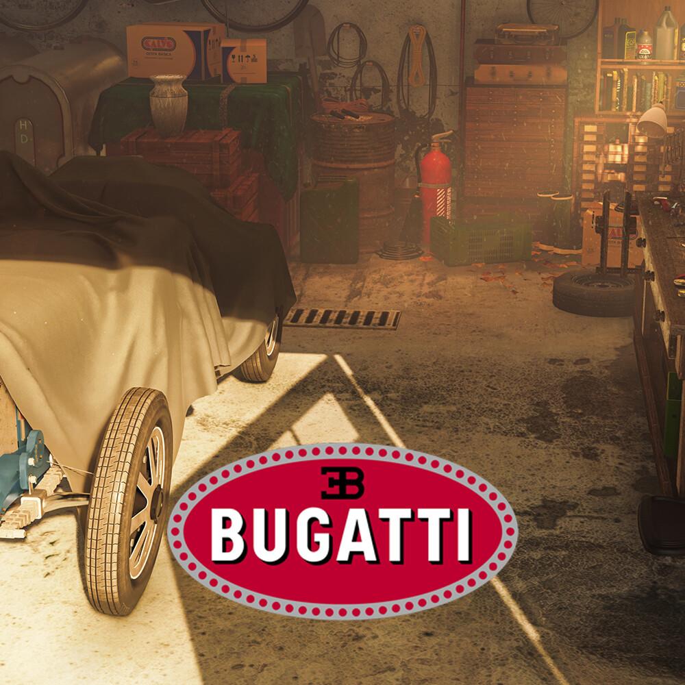 Bugatti Retired