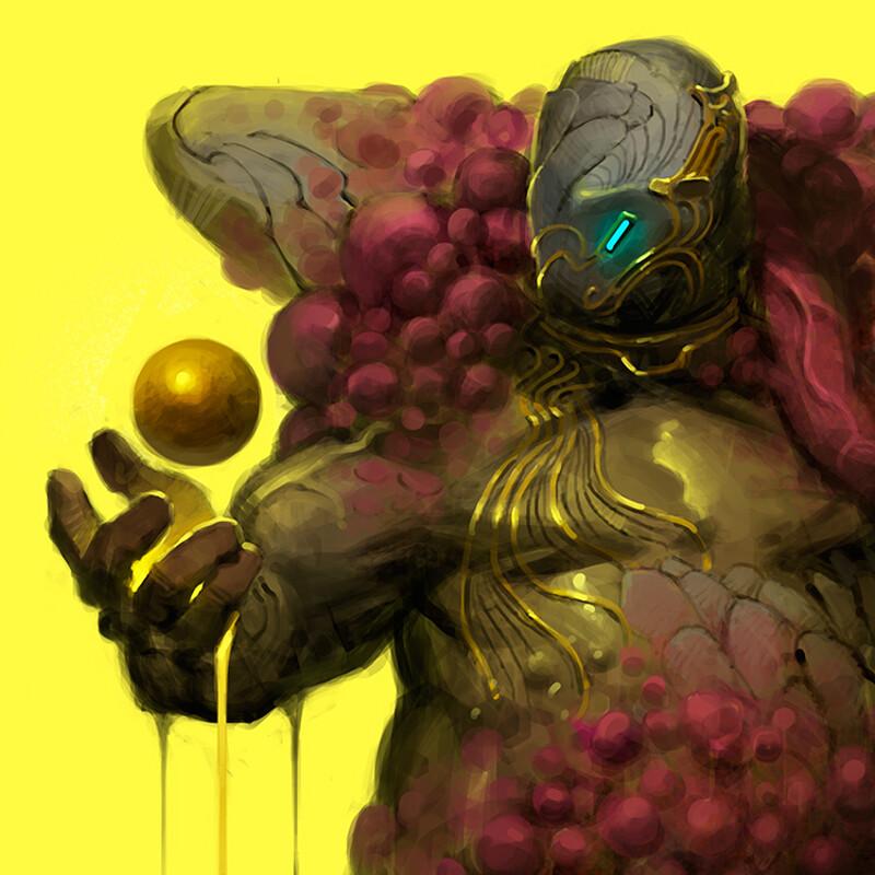 Nemesis Art Challenge - The One