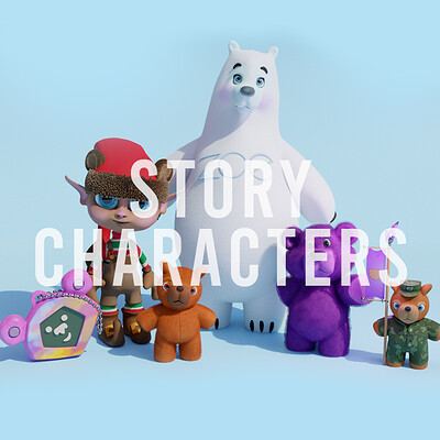 Patrick doyle title card storycharacters