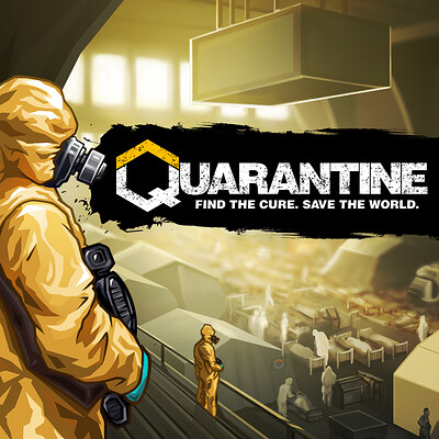 Retrostyle games icons quarantine artstation