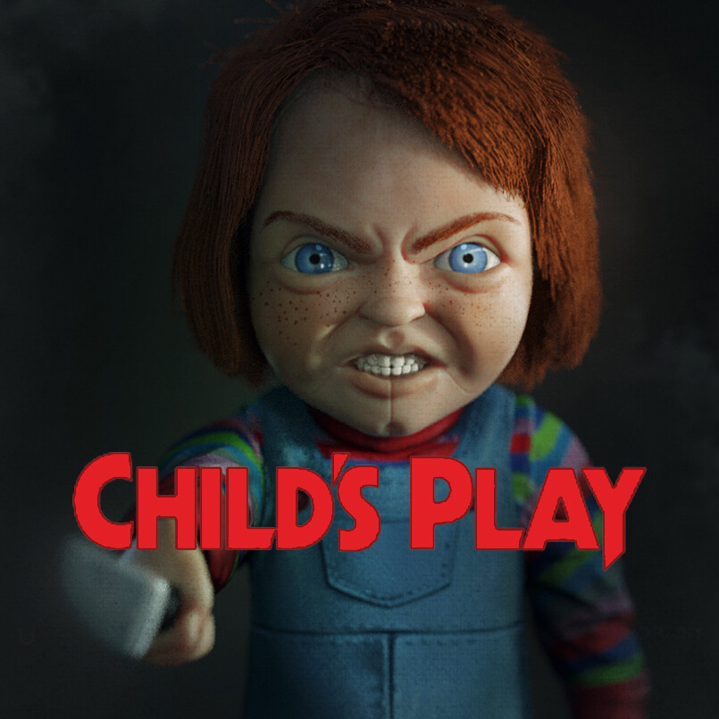 Childs play character design