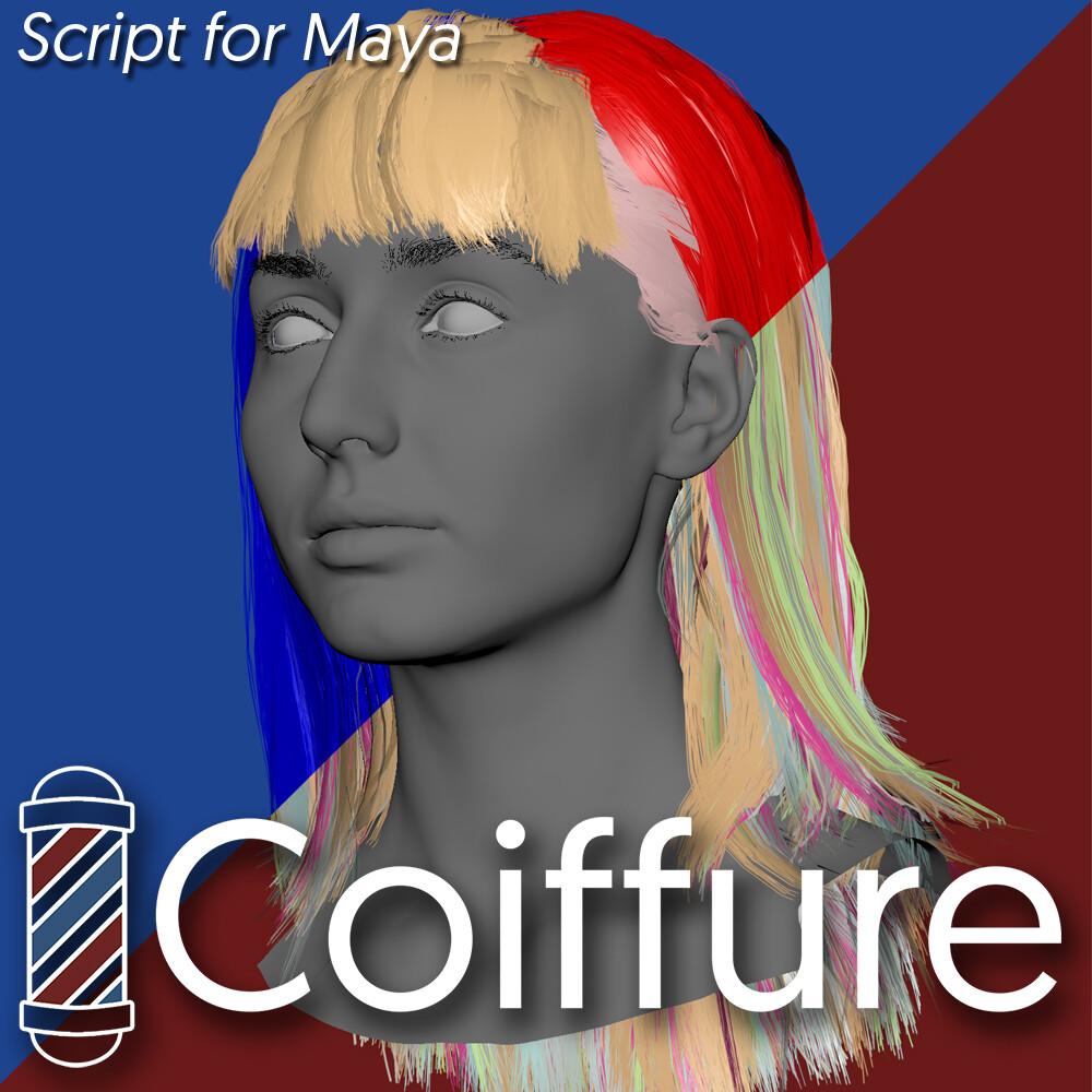 Coiffure, monthly update VOL2
