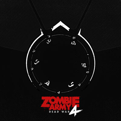 Zombie Army 4: Radial Wheel