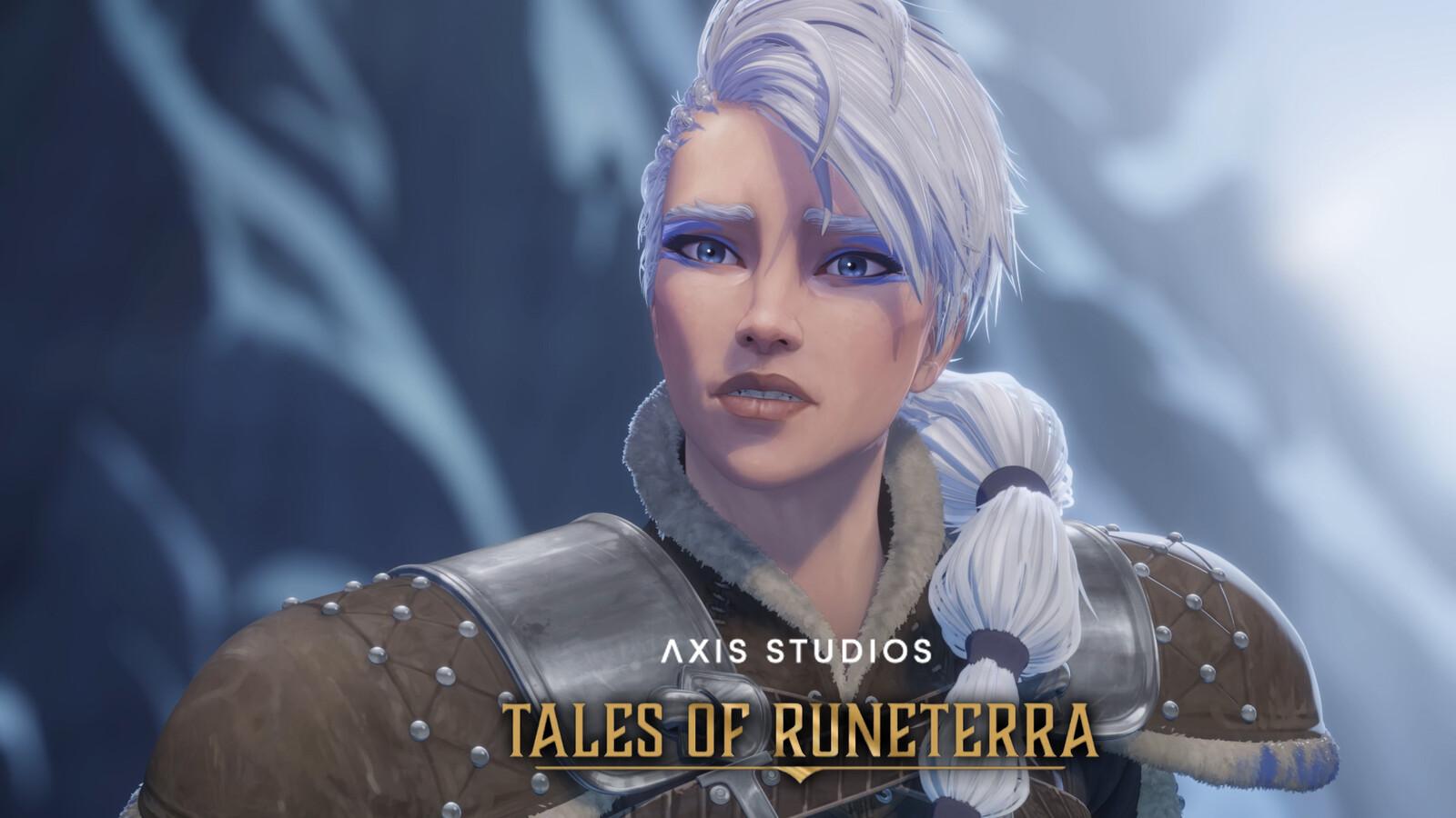 Tales of Runeterra - Scarmaiden