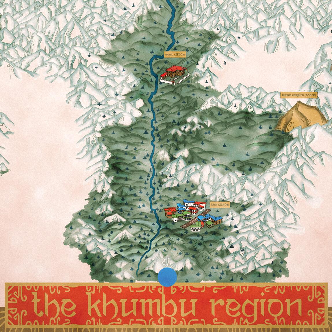 The Khumbu Region