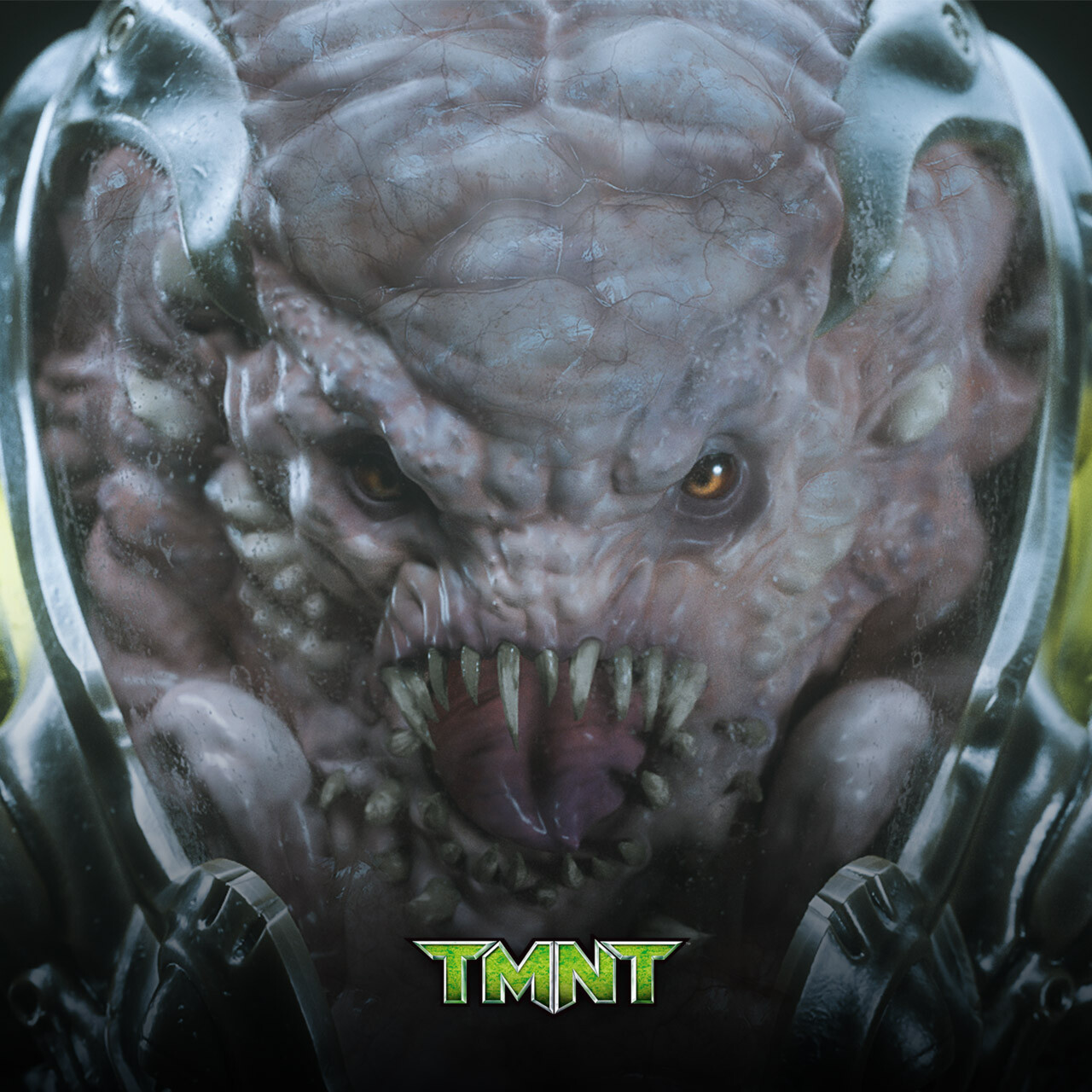Krang - TMNT Redesign