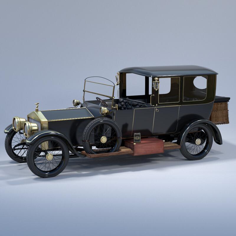 1915 Rolls Royce Silver Ghost 40/50 HP