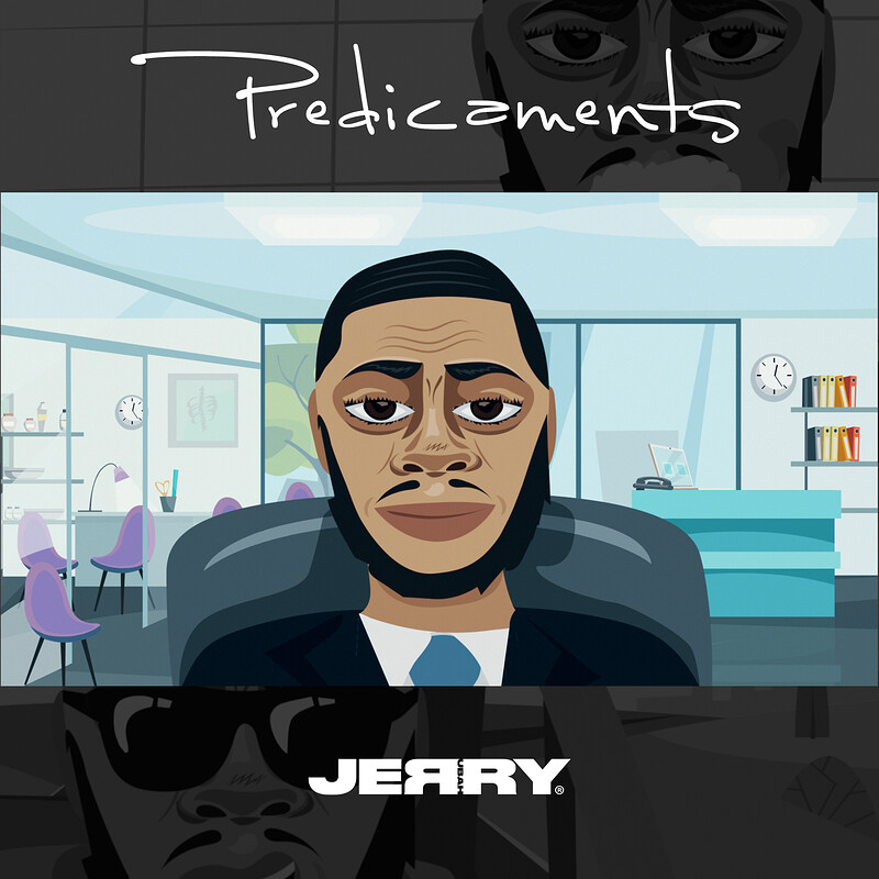 Predicaments by Jerry Ubah | DIGITAL FILMMAKING 1201_GRD3330_GA