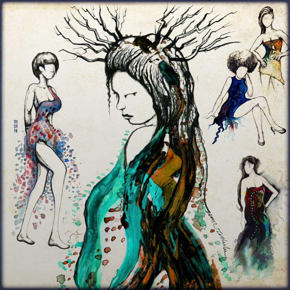 Figure & Fashion Studies