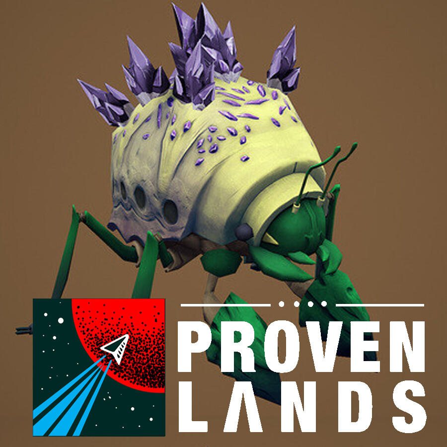 Proven Lands (2015 - Cancelled) - Creatures
