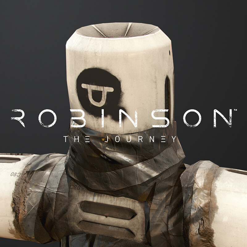 Robinson - The Journey | Various Props