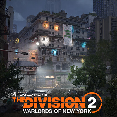 The Division 2 Warlords of New York: Haven Settlement