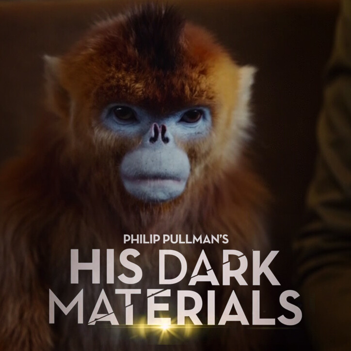 His Dark Materials - Golden Monkey