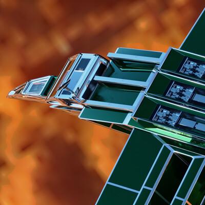 Leonardo lima spaceship 12