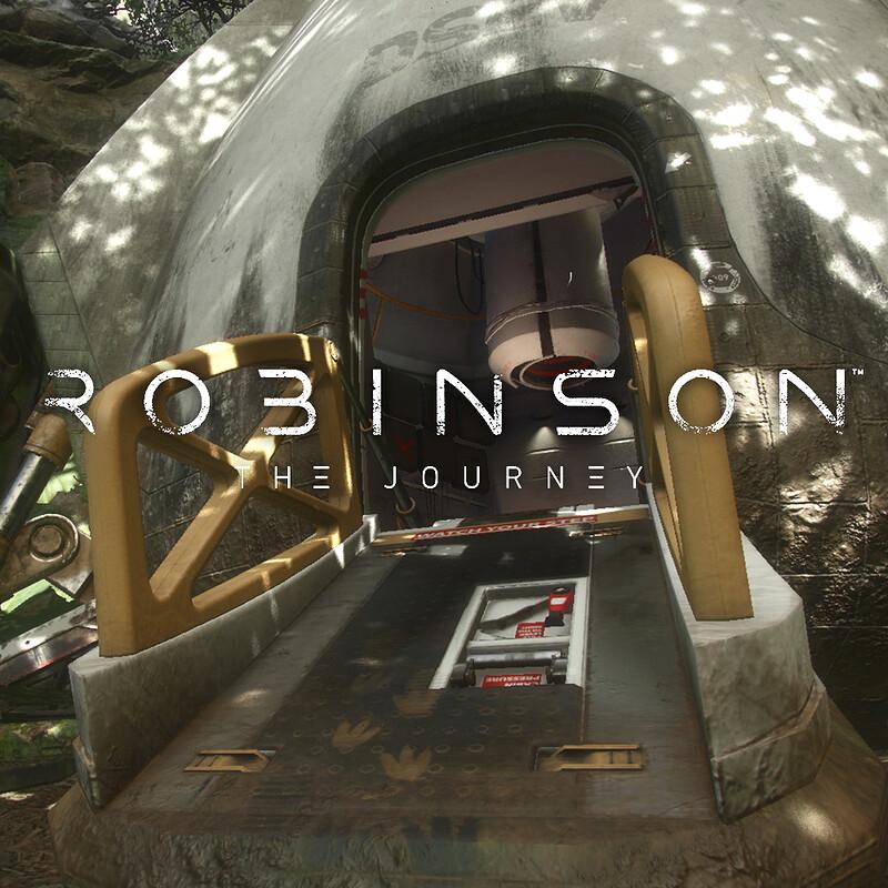 Robinson Rescue Pod