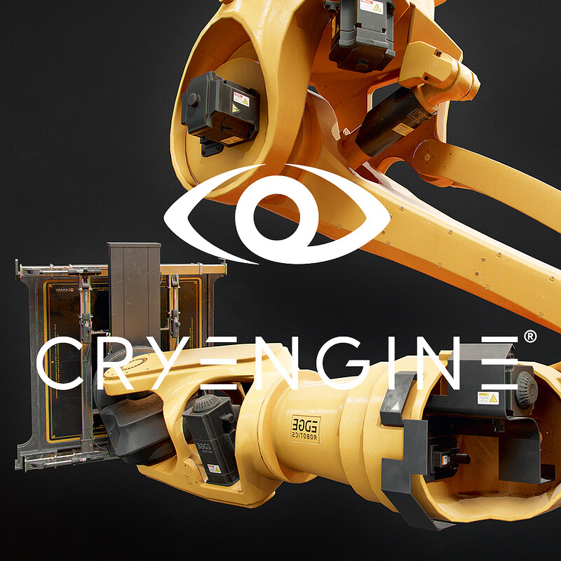 Unannounced CRYENGINE Project - Robot Arm