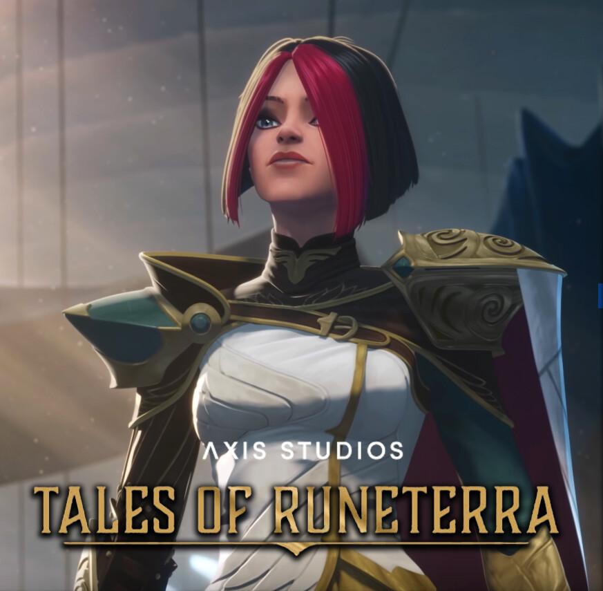 Tales of Runeterra