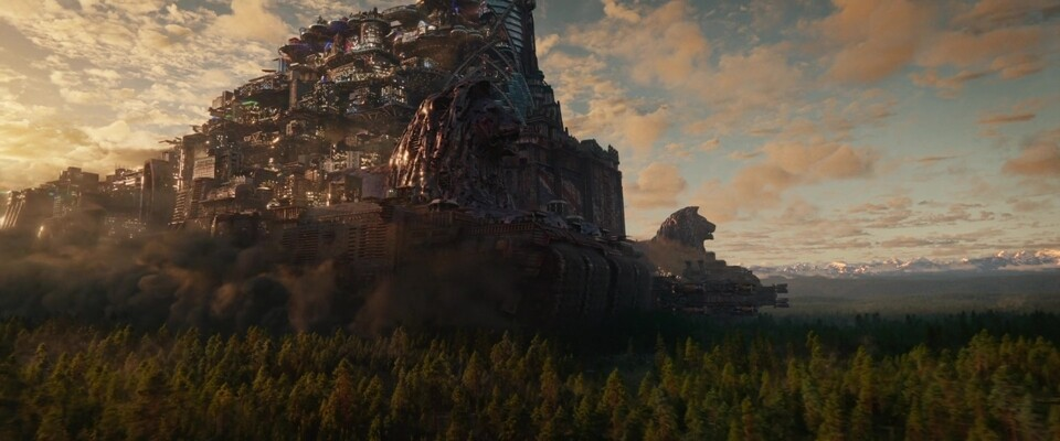 Mortal Engines (2018) - Digital Matte Painter - Weta Digital