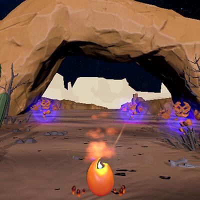 Kat townsend blaze finalposter