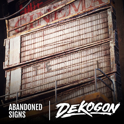 Dekogon - Sign