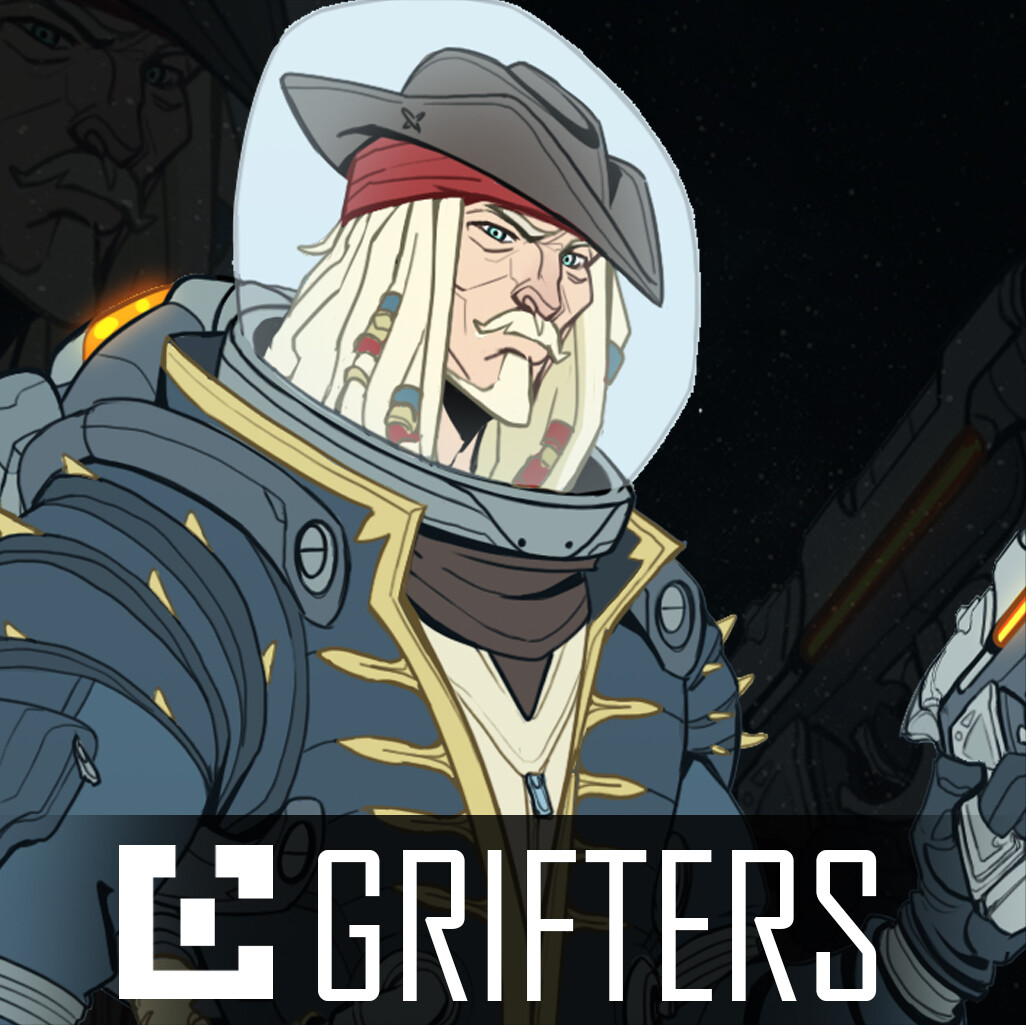 GRIFTERS: Captain Sparrow