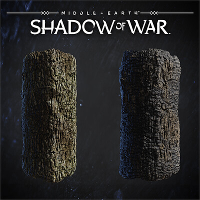 Middle-Earth: Shadow of War - Vegetation | Material Shots