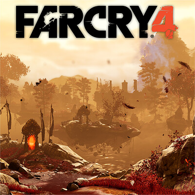 FAR CRY 4_Level Art | Beauty Shots_Shangri-La