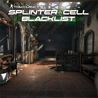 SPLINTER CELL: BLACKLIST_Level Art | Beauty Shots