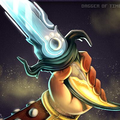 Felipe blanco dagger of time 4