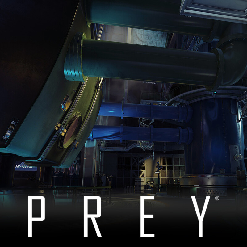 Prey - Life Support