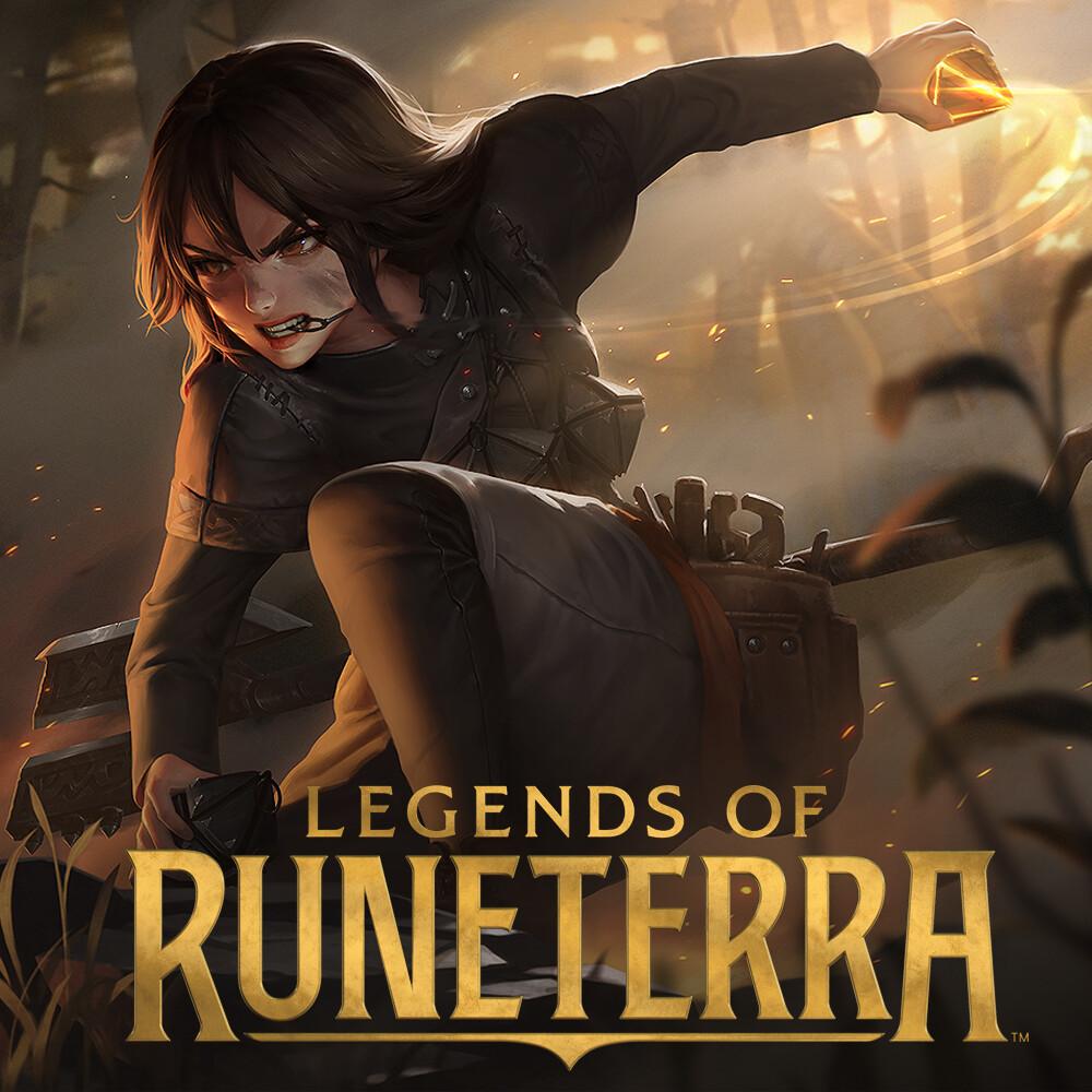Imperial Demolitionist - Legends of Runeterra