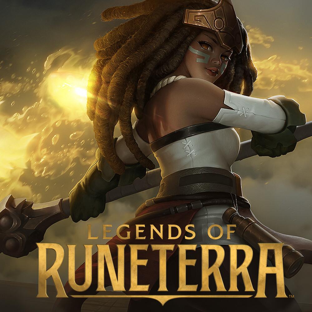 Island Navigator - Legends of Runeterra