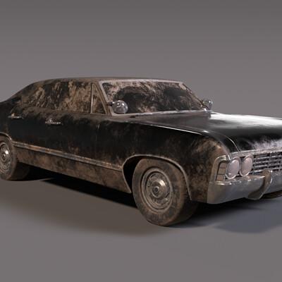 Chevrolet Impala 1967 series