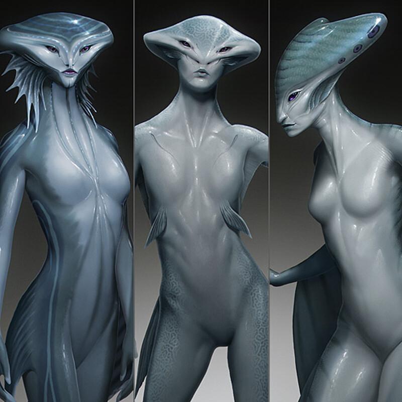 Female Zoras