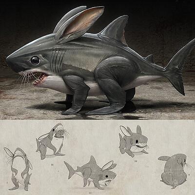 Shark Bunny