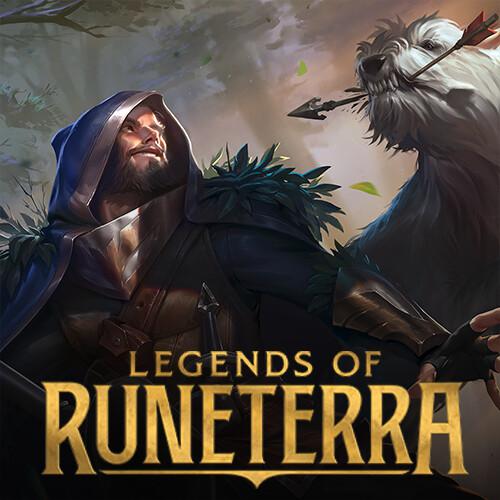 Legends of Runeterra - Greenfang Warden