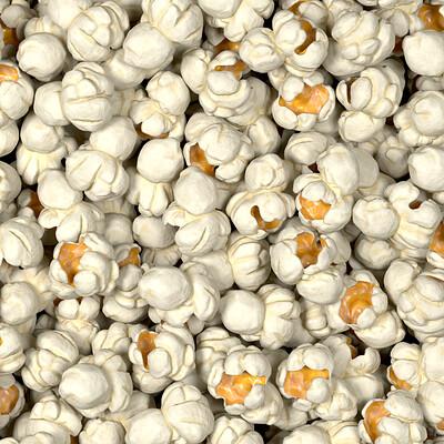 Food Series #2 - Popcorn